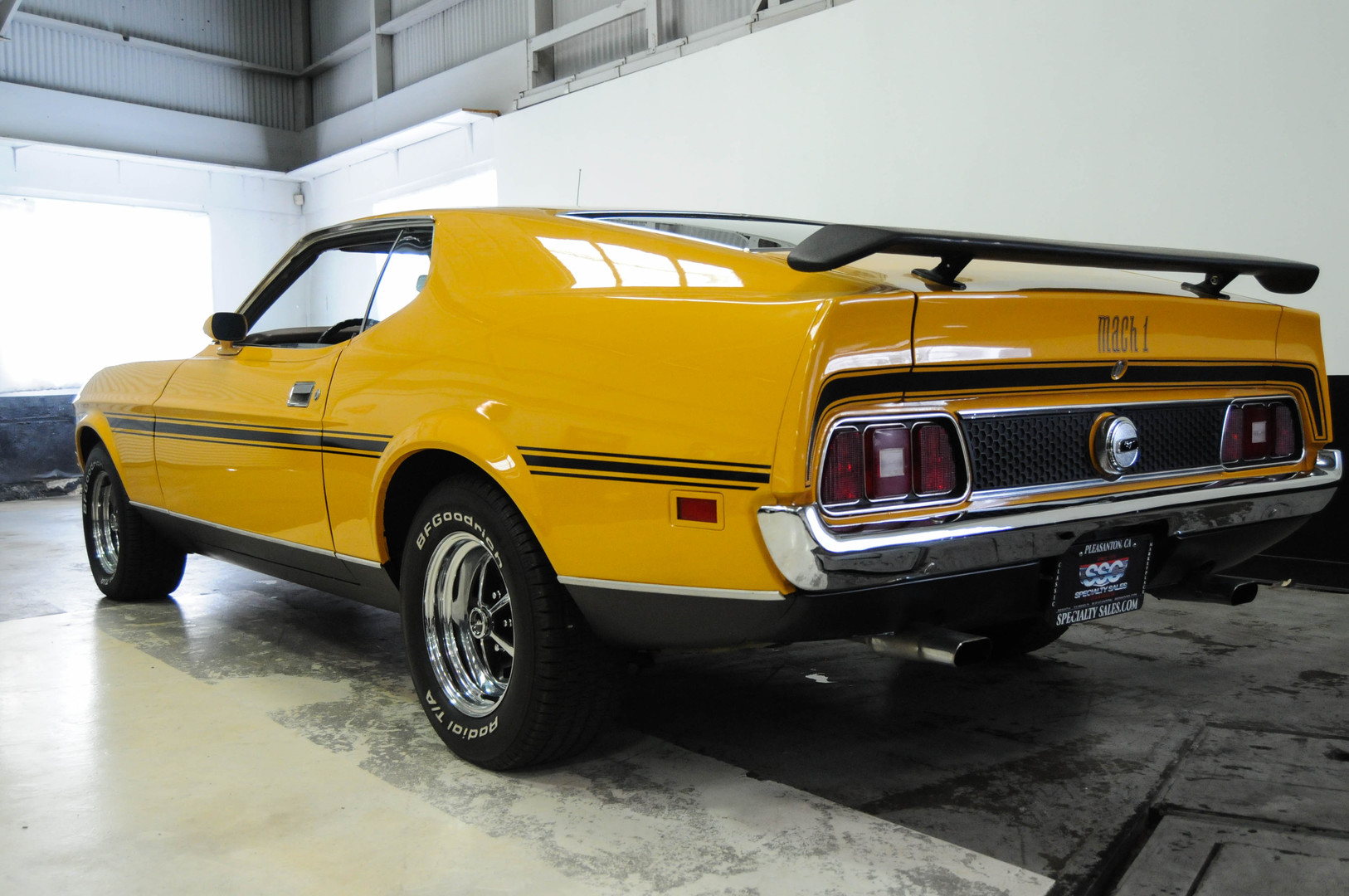 Ford Vehicles Specialty Sales Classics 1971 Mustang Mach 1 For Sale 2 Door Fastback
