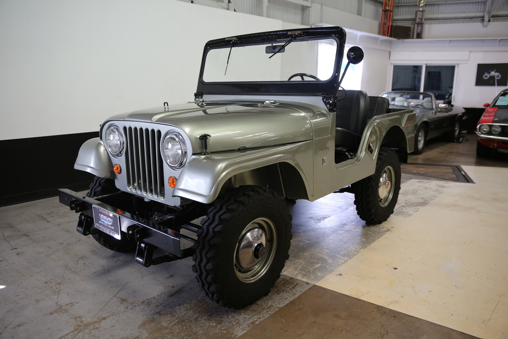 Kaiser Jeep - Vehicles - Specialty Sales Clics