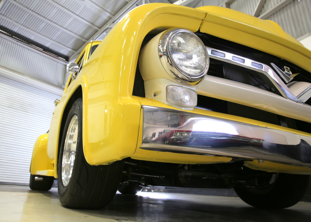1955 Ford F100 1/2 Ton 2 Door Pickup for sale
