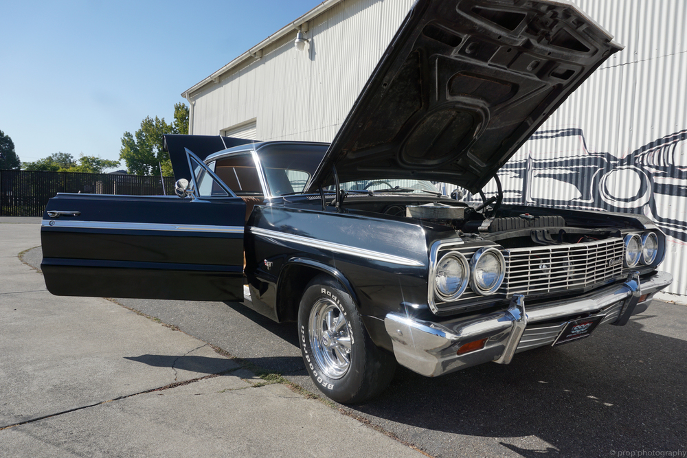 1964 Chevrolet Impala Super Sport 2 Door Hardtop for sale