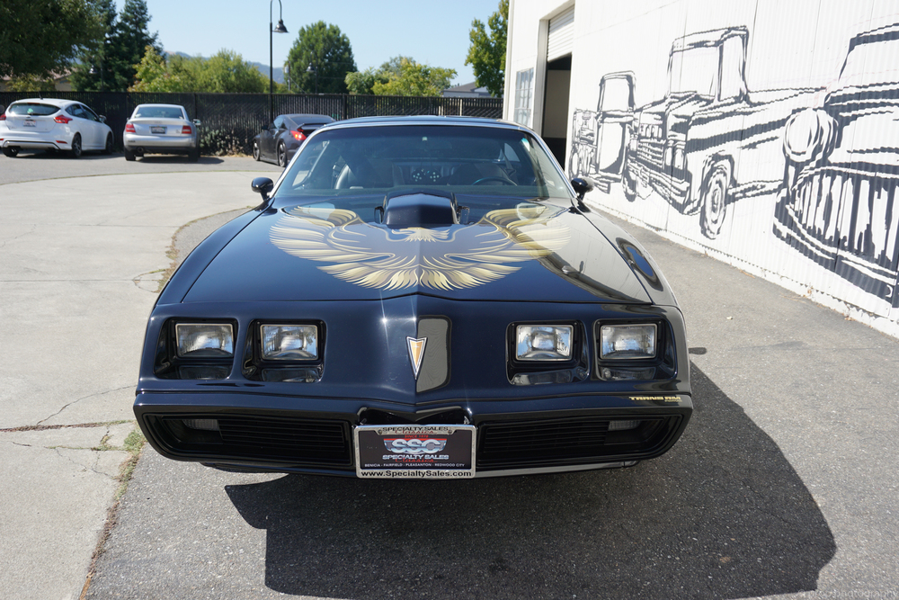 1979 Pontiac Firebird Trans Am 2 Door T-Top for sale