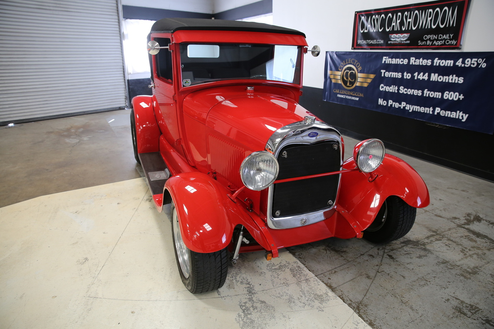 1928 Ford Model A Sport 2 Door Coupe 2 To 4 Passenger for sale