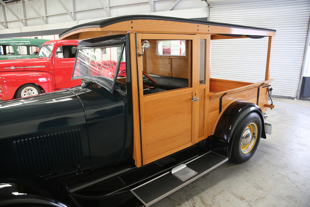 1929 Ford Model A No trim field 2 Door Pickup for sale