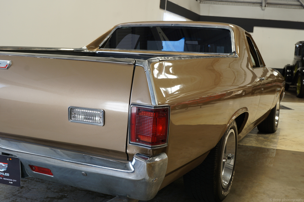 1970 Chevrolet El Camino No trim field 2 Door Pickup for sale