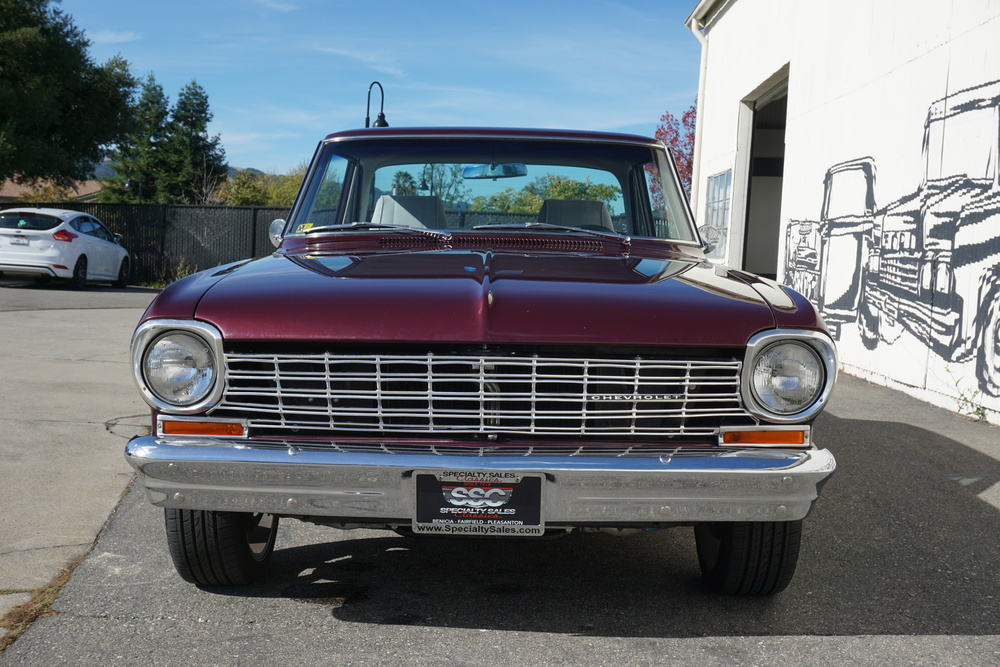 1964 Chevrolet Nova II 2 Door Coupe for sale