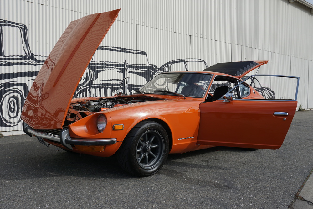 1972 Datsun 240Z Hatchback 2 Door Coupe for sale