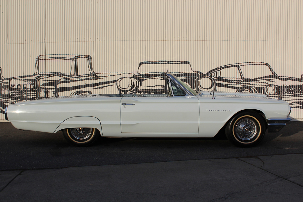 1964 Ford Thunderbird No trim field 2 Door Convertible for sale