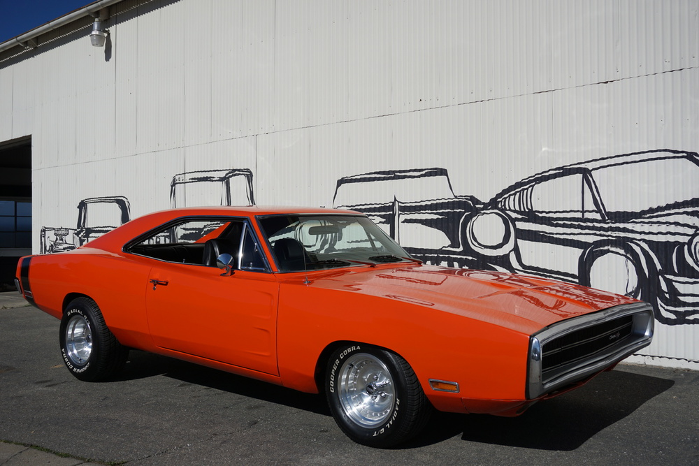 1970 Dodge Charger No trim field 2 Door Coupe for sale