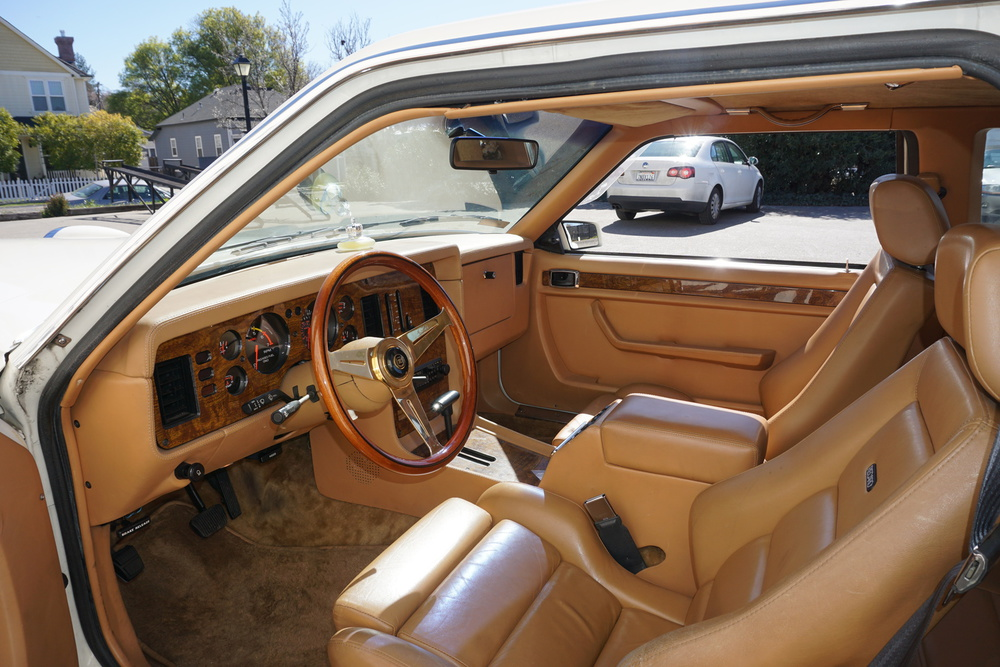 1986 Zimmer Golden Spirit No trim field 2 Door Coupe for sale