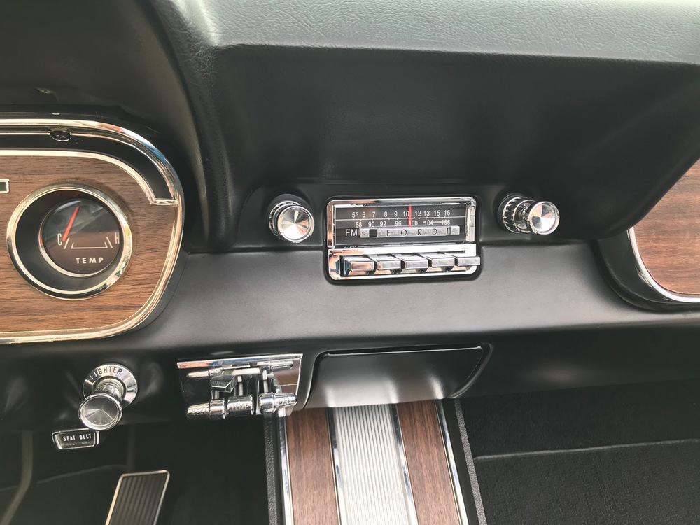 1966 Ford Mustang GT 2 Door Convertible for sale