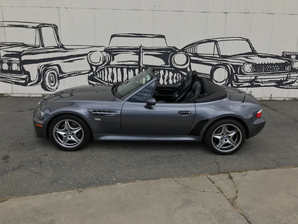 2002 BMW Z3 M 2 Door Roadster for sale
