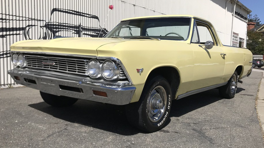 1966 Chevrolet El Camino No trim field 2 Door Pickup for sale