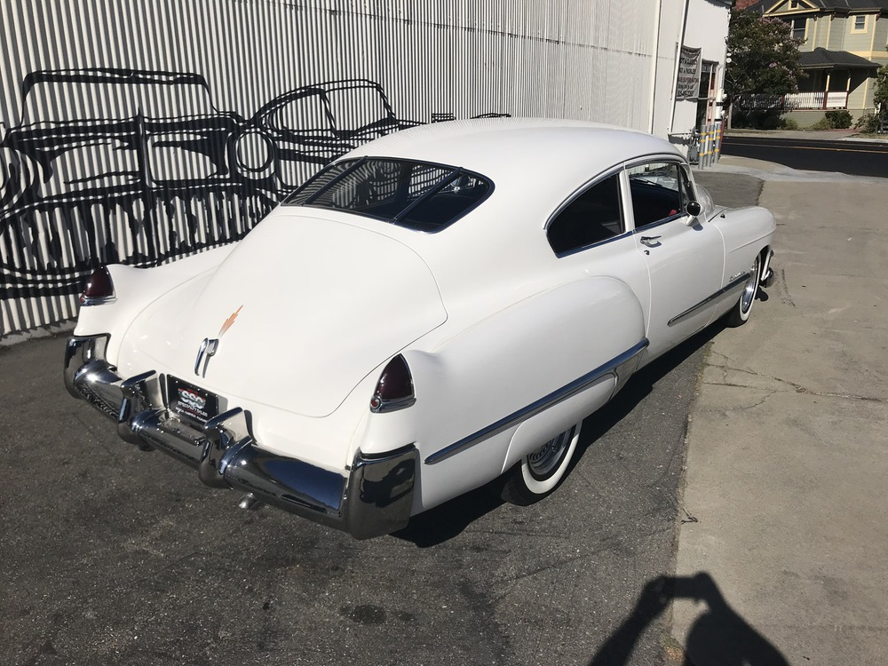 1949 Cadillac Series 62 Sedanette 2 Door Coupe for sale