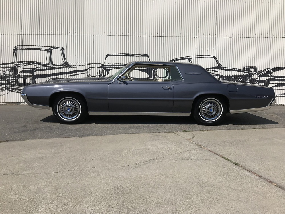 1967 Ford Thunderbird No trim field 2 Door Coupe for sale