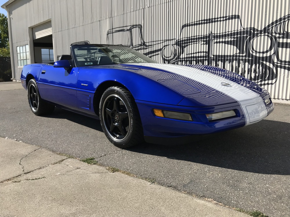1996 Chevrolet Corvette Grand Sport 2 Door Convertible for sale