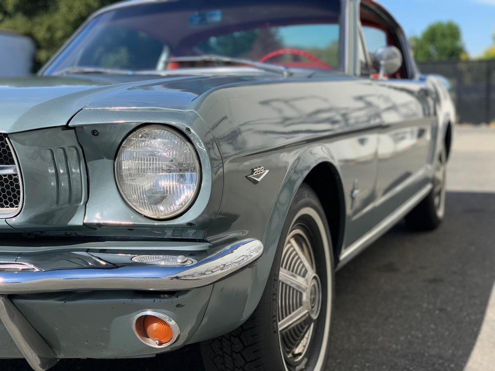 1965 Ford Mustang No trim field 2 Door Fastback for sale
