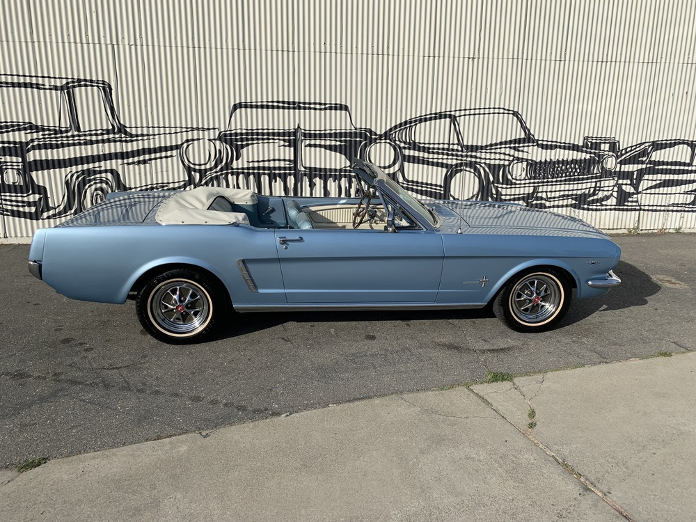 1965 Ford Mustang No trim field 2 Door Convertible for sale