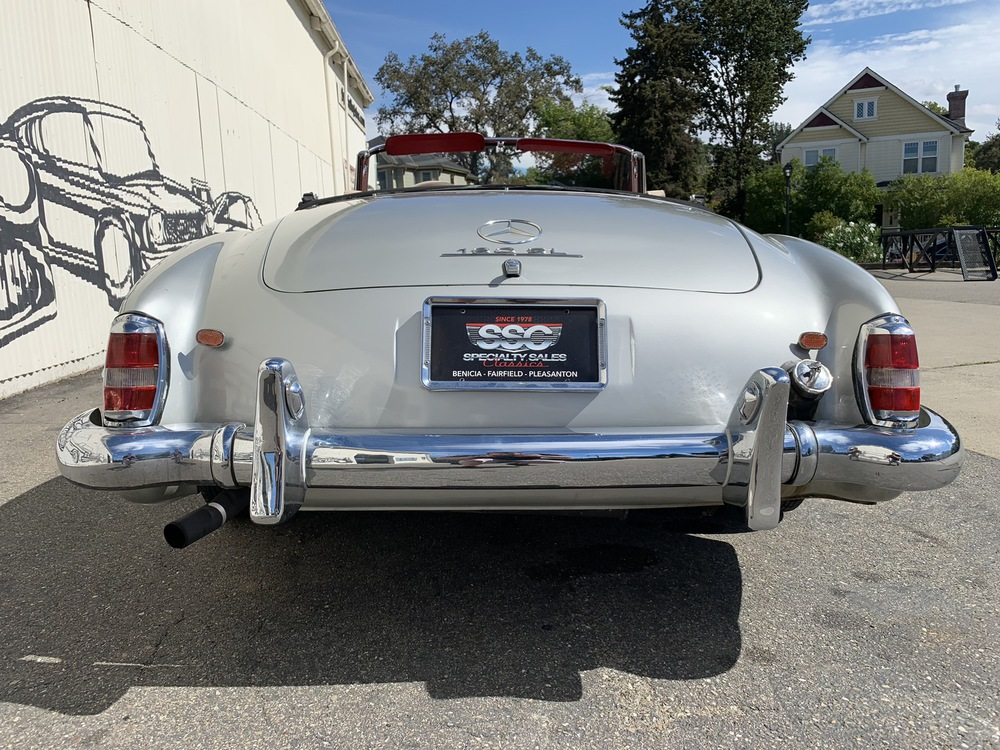 1959 Mercedes 190 SL No trim field 2 Door Roadster for sale
