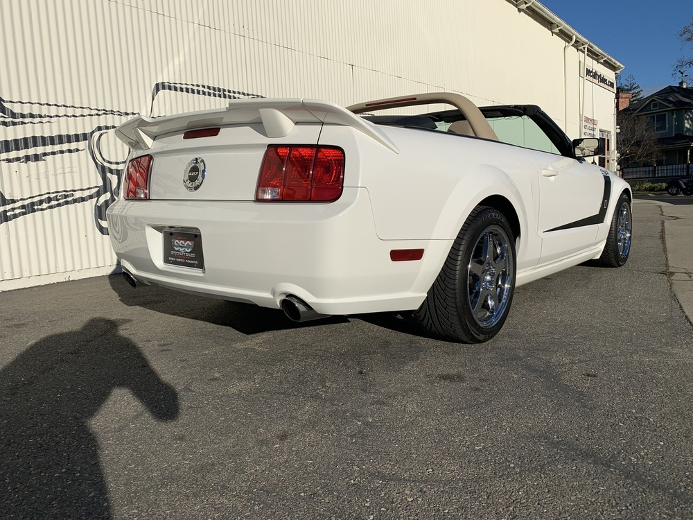 2007 Ford Mustang GT Roush Stage III 2 Door Convertible for sale