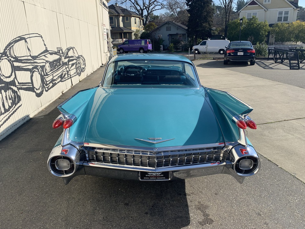 1959 Cadillac Coupe De Ville No trim field 2 Door Coupe for sale