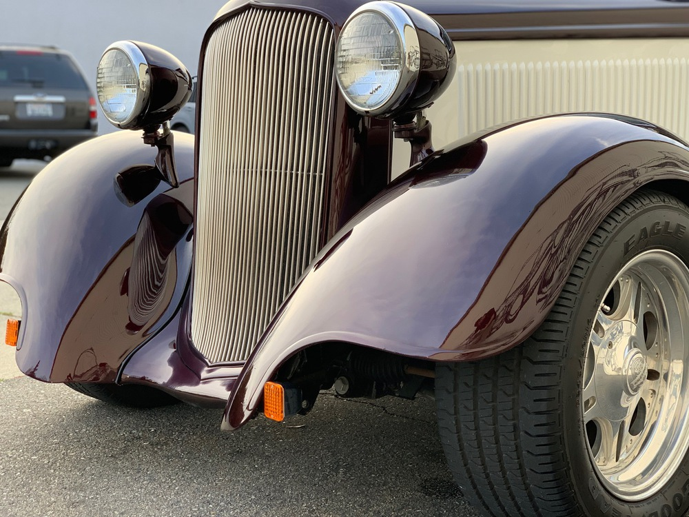 1933 Plymouth p27 4 Door Sedan for sale