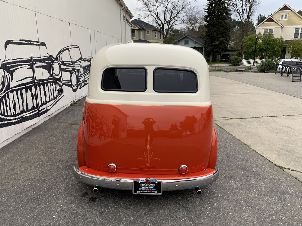 1952 Chevrolet Delivery No trim field 2 Door Panel Wagon for sale