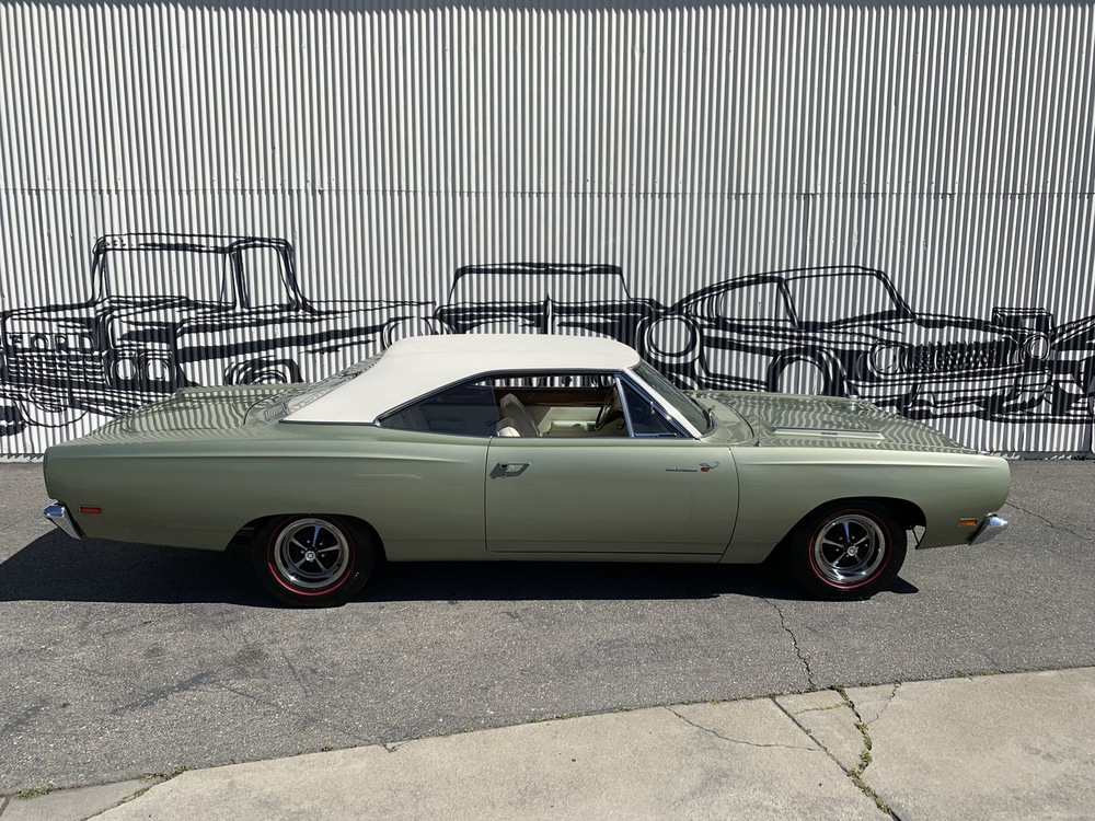1969 Plymouth Road Runner (383) 2 Door Hardtop for sale