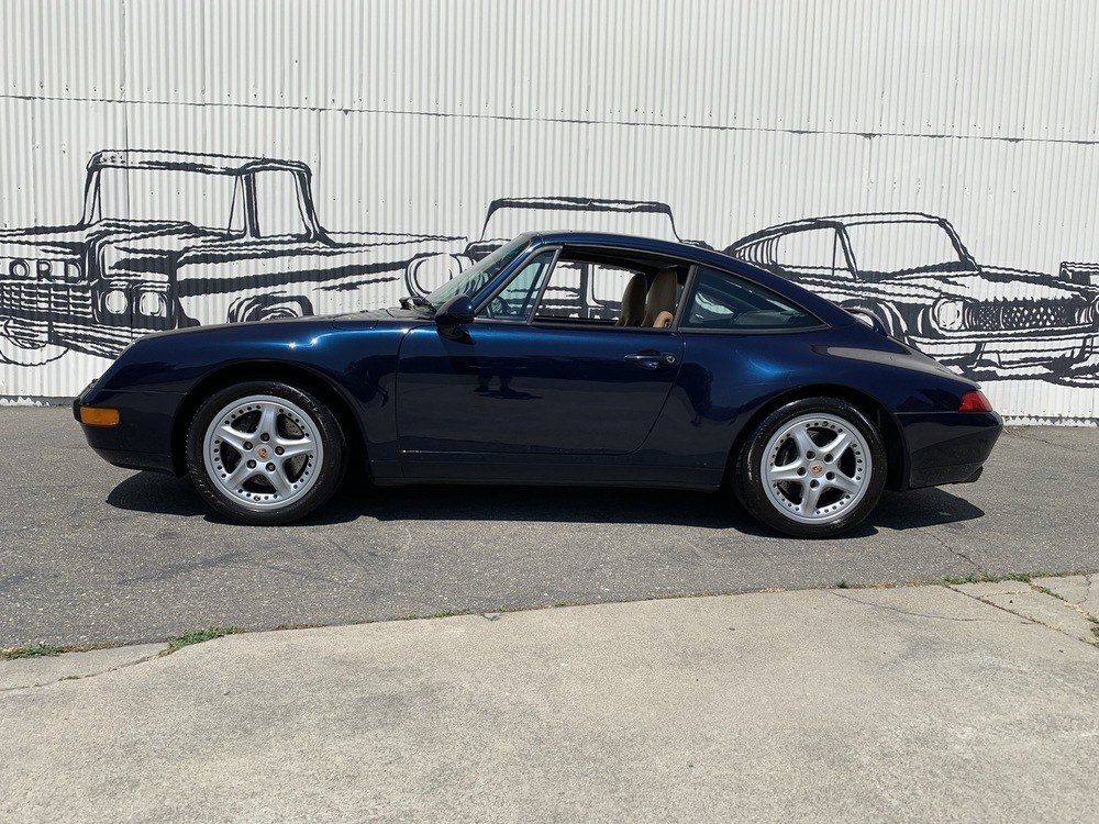 1998 Porsche 911 Carrera 2 Door Targa Coupe for sale