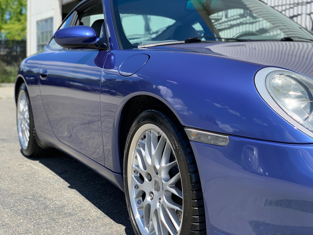 2000 Porsche 911 Carrera 2 Door Coupe for sale