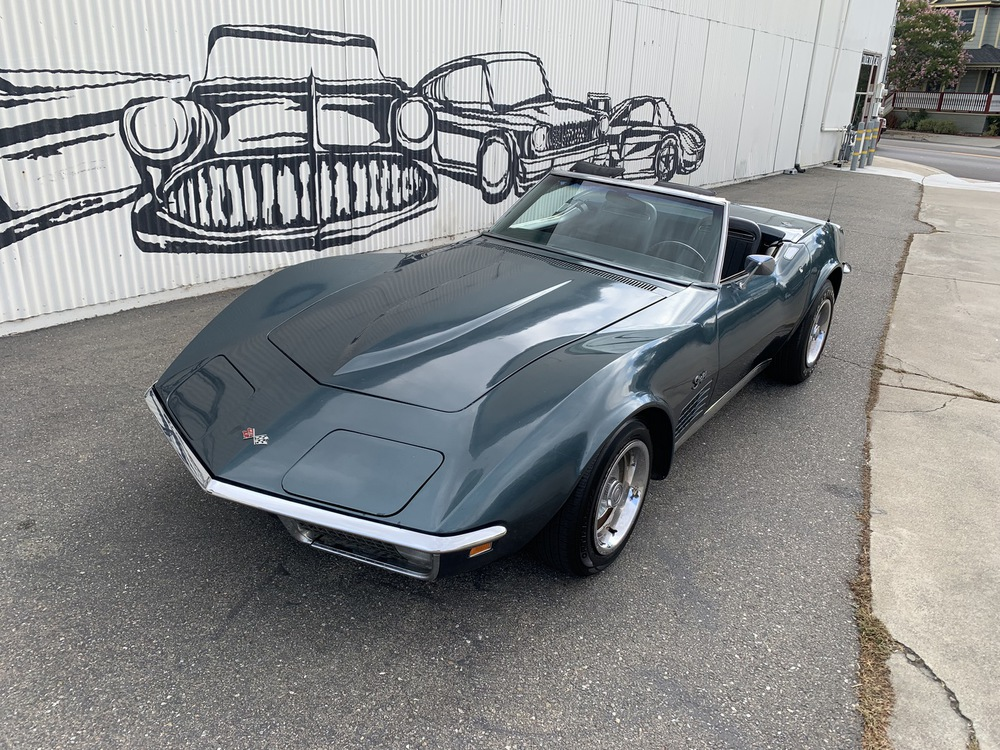 1970 Chevrolet Corvette No trim field 2 Door Convertible for sale