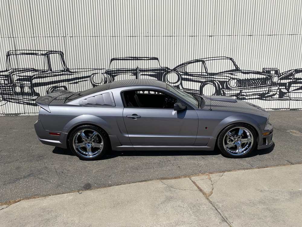 2007 Ford Mustang GT Roush Stage I 2 Door Coupe for sale
