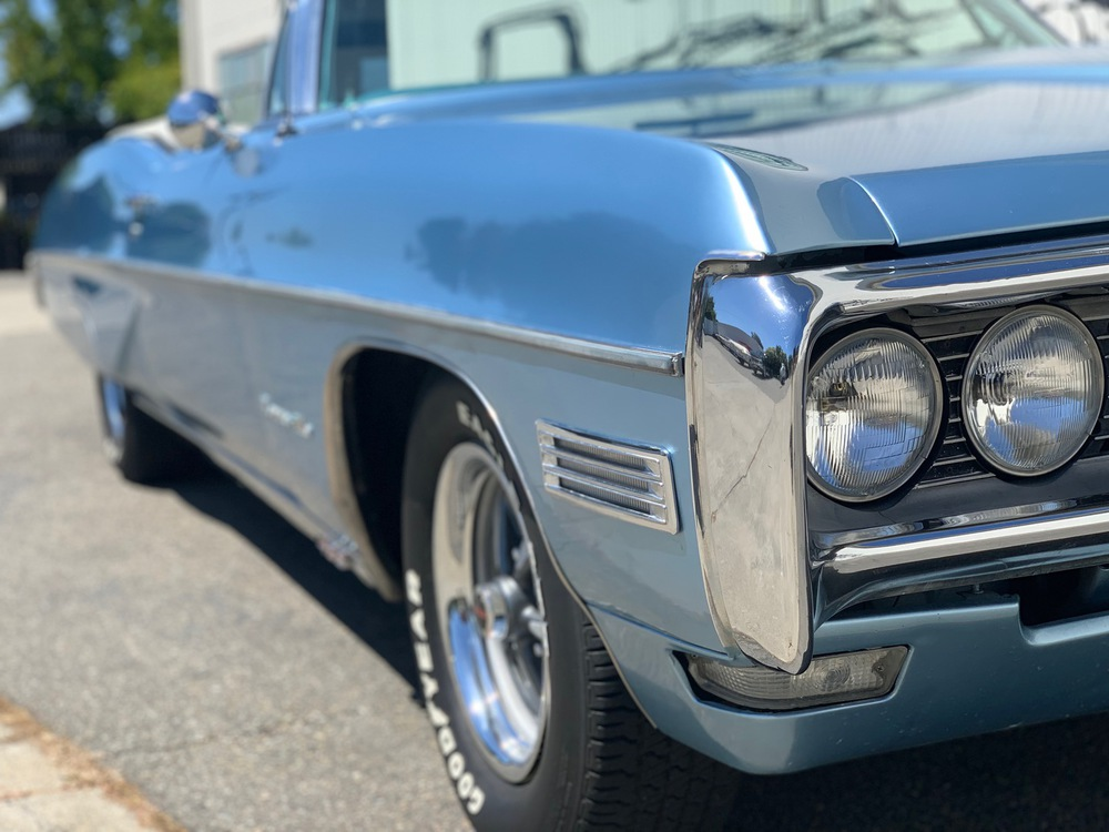 1968 Pontiac Bonneville 2 Door Convertible for sale