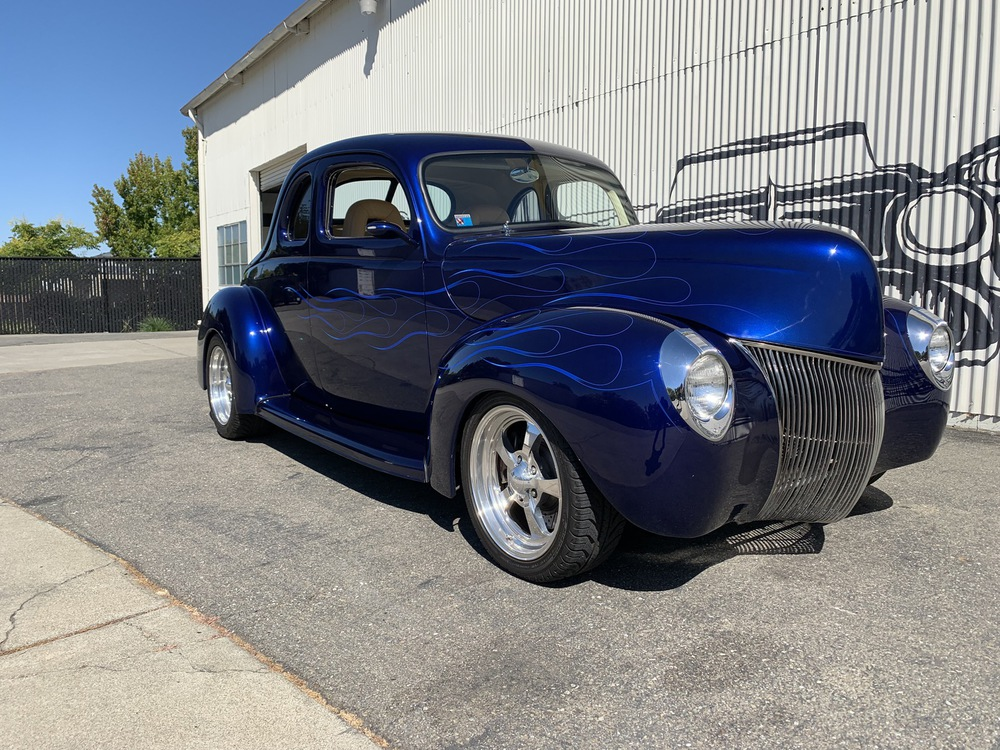 1940 Ford Standard Custom 2 Door Coupe for sale