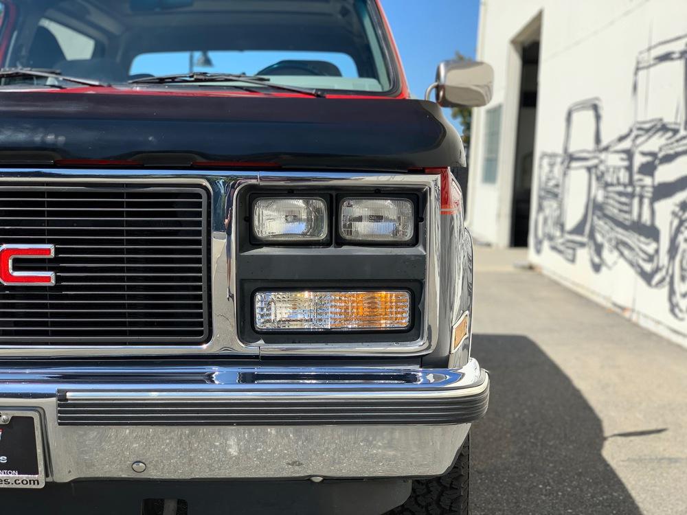 1989 GMC Jimmy 1500 4X4 2 Door Truck for sale
