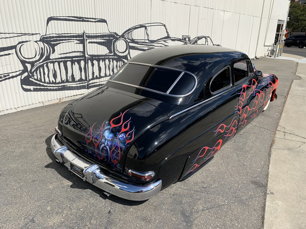 1950 Mercury Lead Sled 2 Door Coupe for sale