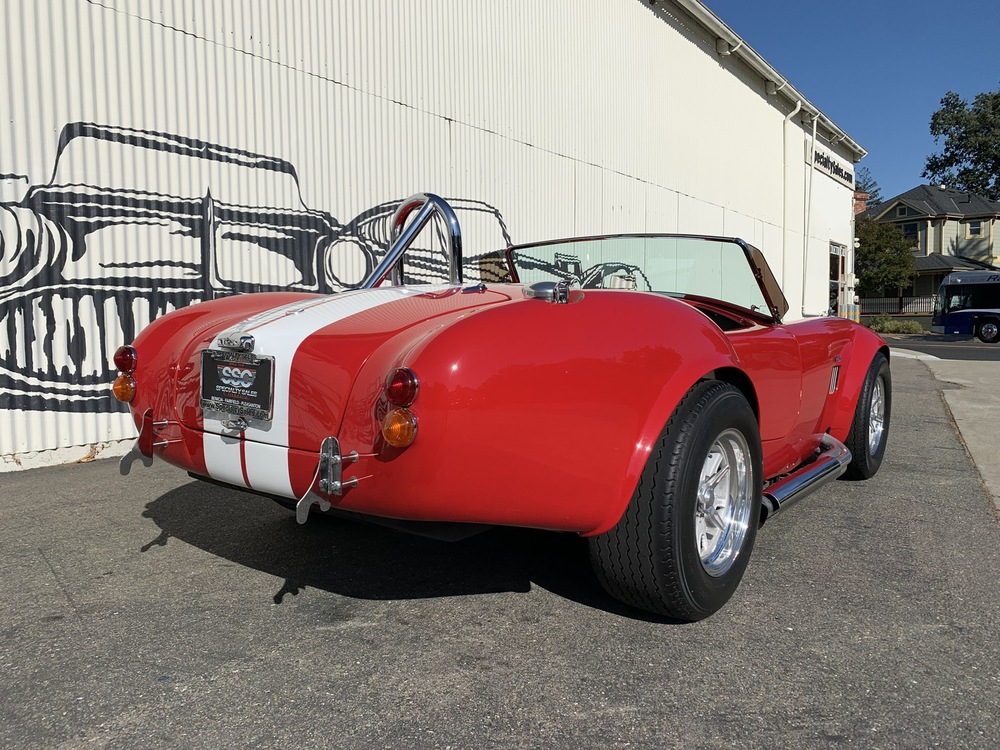 1965 AC Cobra Replica No trim field 2 Door Roadster for sale