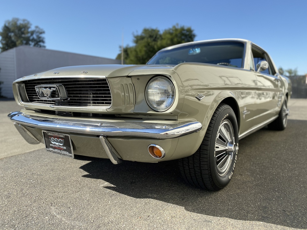 1966 Ford Mustang 2 Door Coupe for sale