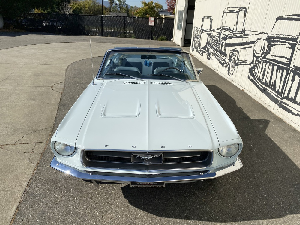 1967 Ford Mustang 2 Door Convertible for sale
