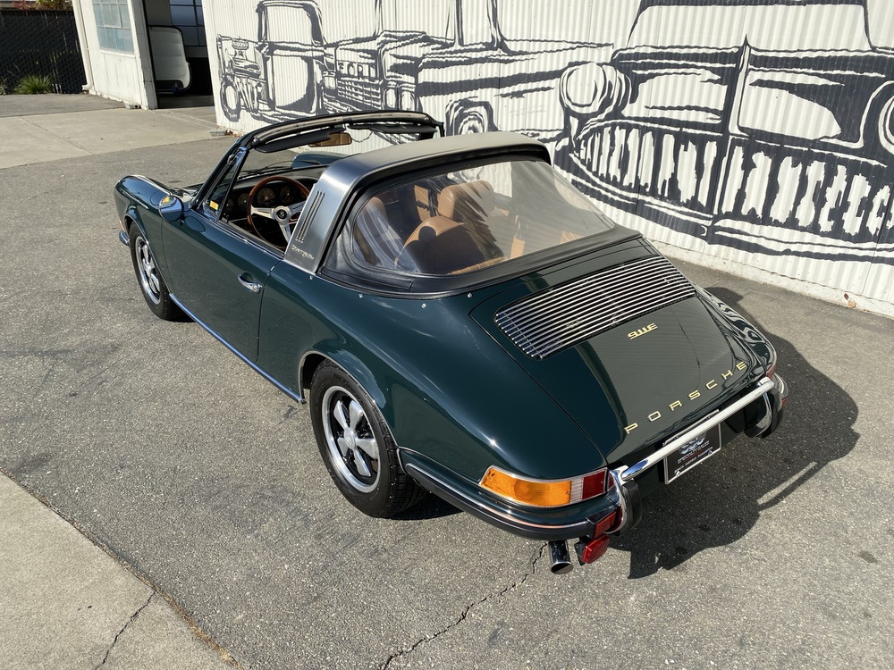 1970 Porsche 911 E 2 Door Targa for sale