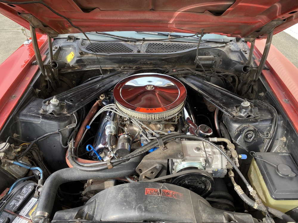 1973 Ford Mustang 2 Door Convertible for sale