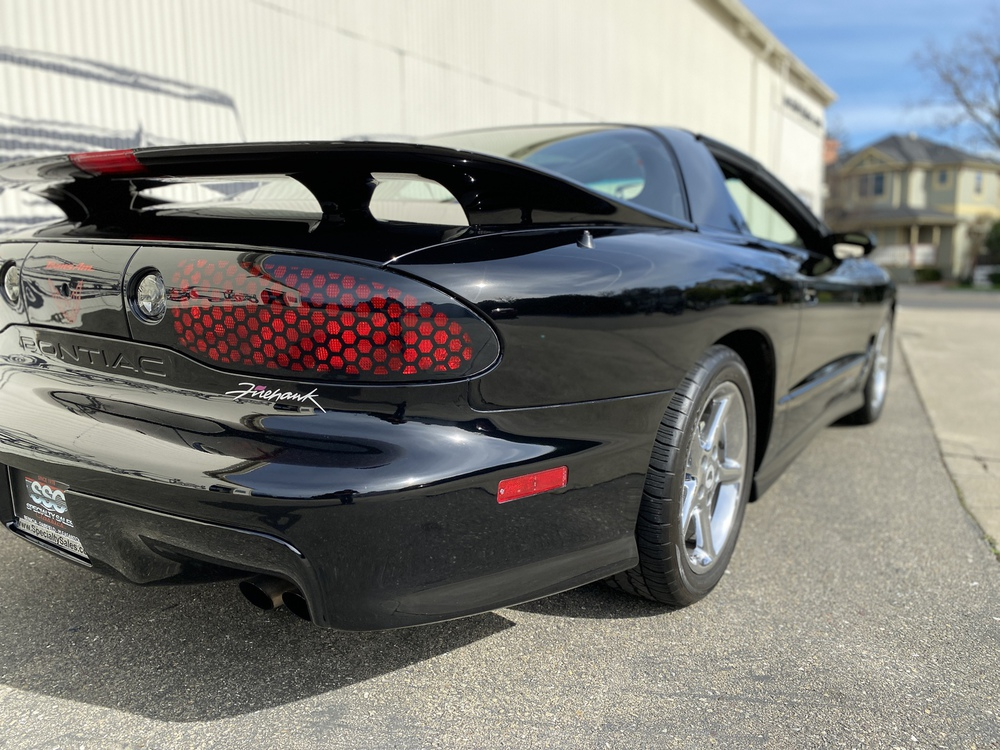 2001 Pontiac Firebird Trans Am-Firehawk 2 Door Coupe for sale