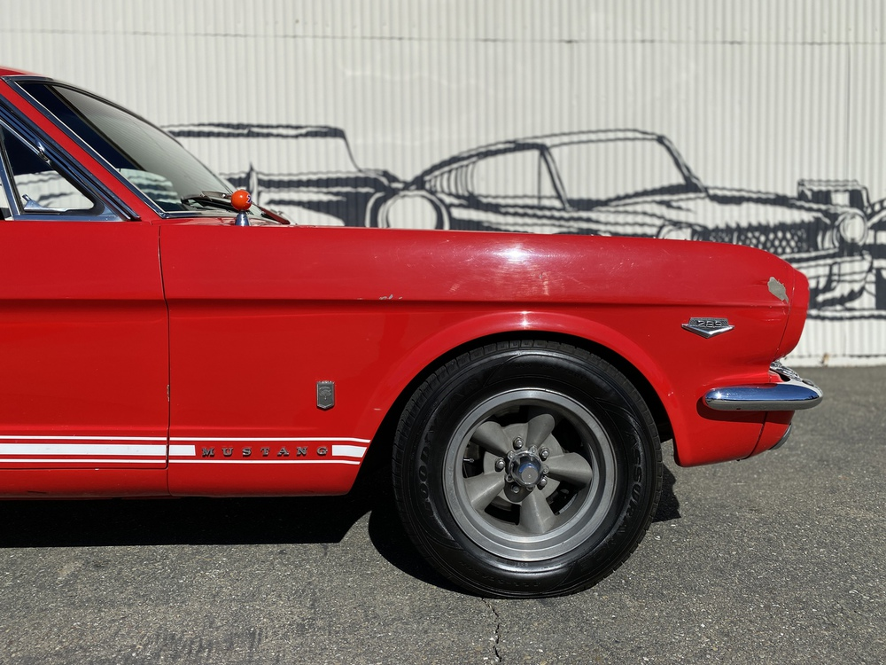 1966 Ford Mustang GT 2 Door 2 Plus 2 Fastback for sale