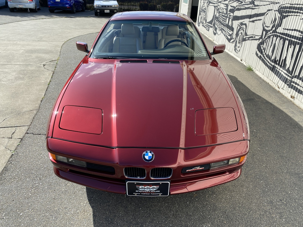 1991 BMW 850 I 2 Door Coupe for sale