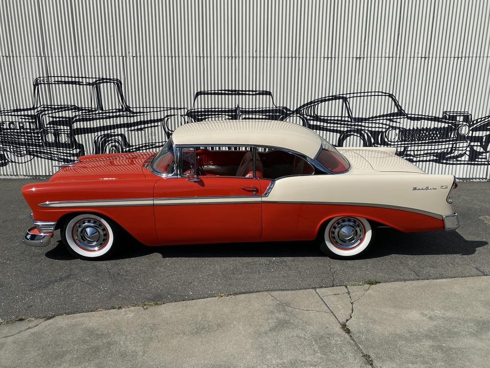 1956 Chevrolet Bel Air 2 Door Hard Top for sale