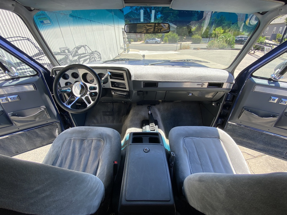 1988 Chevrolet K5 Blazer 2 Door Truck for sale