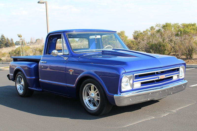 Chevrolet Truck Short Box Bed For Sales