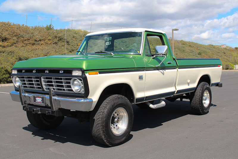 ... 1974 Ford F250 3/4 Ton 2 Door Pickup LWB for sale ... & Ford - Vehicles - Specialty Sales Classics