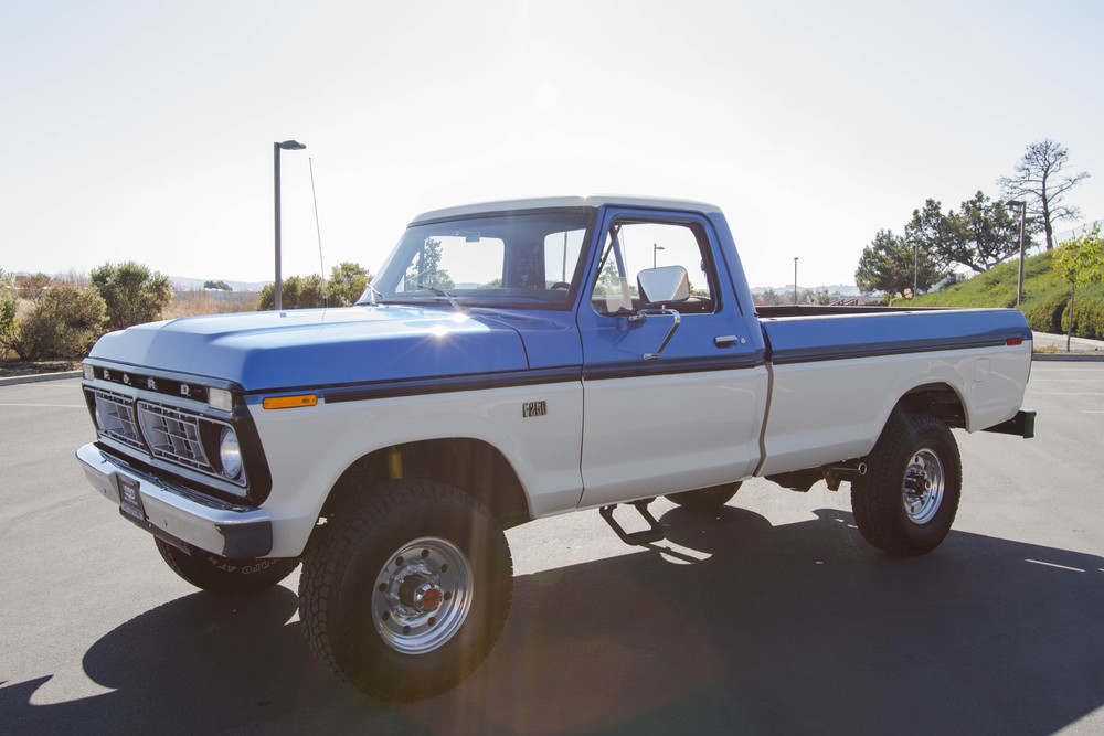 1973 Ford F Ton 2 Door Pickup For Sale