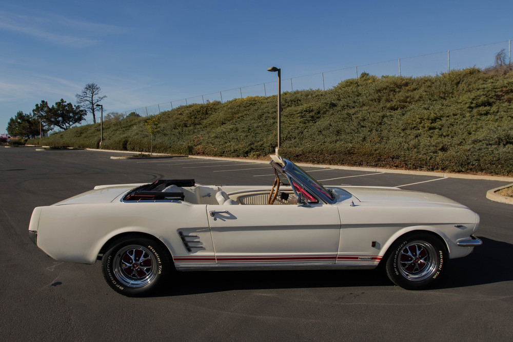 1966 Ford Mustang Pony Interior 2 Door Convertible for sale