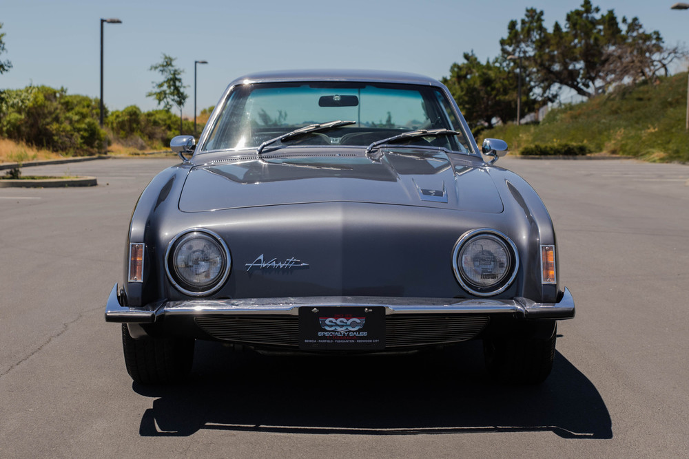 1963 Avanti-Studebaker R-2 Supercharged 2 Door Sport Coupe for sale
